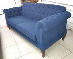 Restauração e reforma geral de sofa