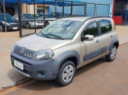 Fiat Uno 1.0 Way 2013 C/ Trava e Alarme
