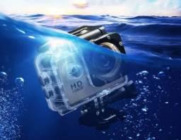 Câmera Go Pro Sport 1080p a prova d'água