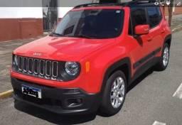 Título do anúncio: jeep/renegade 1.8 lngtd at flex