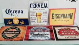 Título do anúncio: Quadros decorativos para bar e boteco