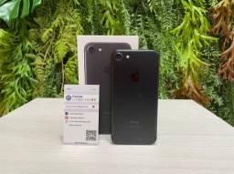 IPhone 7 Black Matte 32GB e 128GB, com Nota Fiscal e Garantia