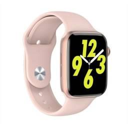 Relógio Inteligente Smartwatch Rosa