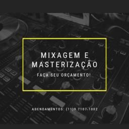 Mixagem e master