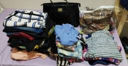 Título do anúncio: Lote de roupas pra Brechó