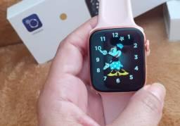 Smartwatch T500 + Serie 6 Relógio Inteligente Disponível