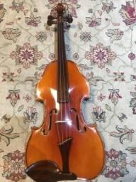 Título do anúncio: viola de arco rolim premium maestro lizuka serie limitada orquestra 42