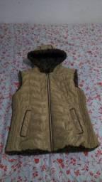 Jaqueta sem manga NOVA
