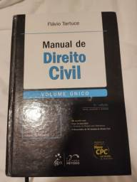 Livro Manual de Direito Civil (Volume único)