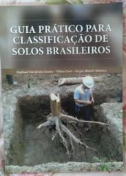 Título do anúncio: Guia de Classificação de Solos Brasileiros