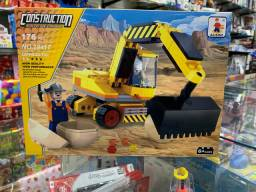 Lego construção 176 peças