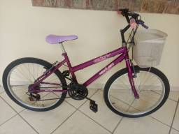 Bike Wendy Aro 24 18 Marchas (Novinha)