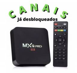 Tv box Mxq basta ter internet e tv com entrada hdmi