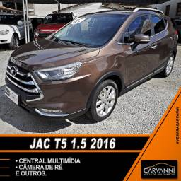 JAC T5 1.5 2016 Completo