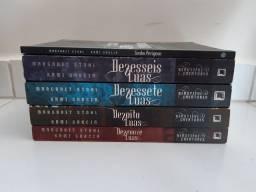 Livros da saga Dezesseis Luas