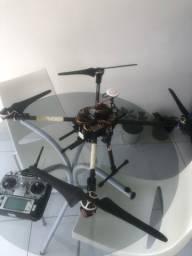 Drone em fibra de vidro