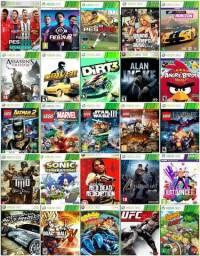 Jogos Para Xbox 360 Desbloqueado / Destravado (LTU - LT 3.0 RGH/LT )