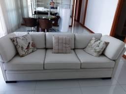 Lindo sofás 2 e 3 lugares