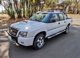 Chevrolet s10 2.8 executive 4x4 diesel turbo