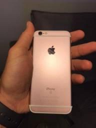 iPhone 6s Rose 128 GB LER DESCRIÇÃO