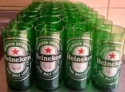 Kit com 20 copos de 300ml Heineken e Skol Beats atacado
