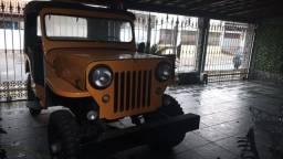 Vendo Jeep willys ano 1949