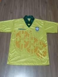 Camisa do Brasil copa de 1994 umbro