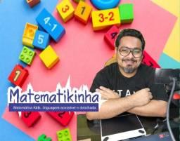 Curso Livre de Matemática Kids - Matematikinha