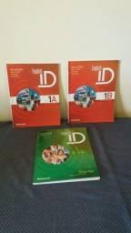 Livros de inglês seminovos