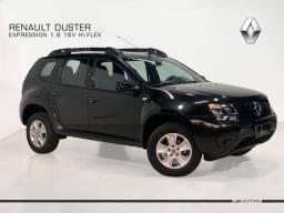 Título do anúncio: Renault DUSTER EXPRESSION 1.6 16V HI-FLEX MEC.
