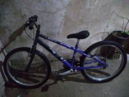 Bicicleta aro 24 usada