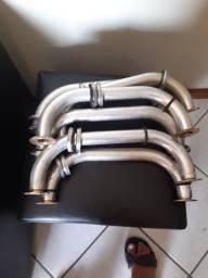 Título do anúncio: Barra de apoio de aço inox 30 cm