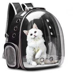 Mochila Panorâmica Para Transporte de Pets
