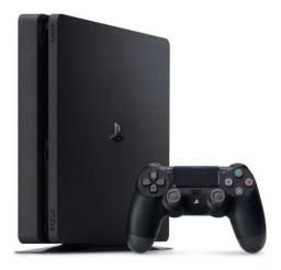 Playstation 4 Sony Slim 500gb preto