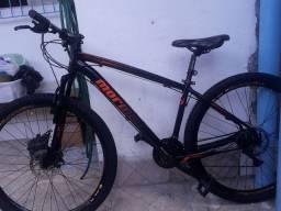 Vendo bike mormaii aro 29 troco por bike motorizada ou moto
