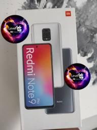 Requinte! REDMI Note 9 Pro da Xiaomi! Novo LACRADO COM GARANTIA e entrega hj