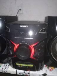 Micro System de marca Sony