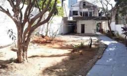 Terreno com 500 m² a vendas no Brooklin velho - Salão reformado com 60m2 nos fundos e casa
