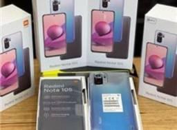 Título do anúncio: Note 10S 6+128Gb Azul/Preto Índia