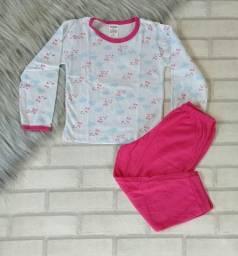 Título do anúncio: Pijama infantil 100% algodão