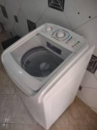 Maquina de lavar Electrolux 8 kgs lava enxagua e centrífuga perfeitamente
