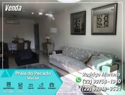 Vendo belíssimo apartamento de 3 quartos no Pecado em Macaé