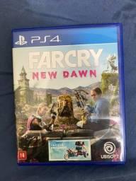 Título do anúncio: Far Cry New Dawn PS4