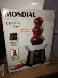 Cascata de chocolate mondial