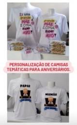 Camisas personalizadas / fardamento