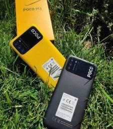 Título do anúncio: Poco M3 Amarelo/Preto 64 GB/4 GB China