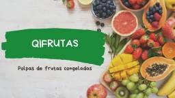 POLPAS DE FRUTAS NATURAIS CONGELADAS