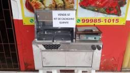 Mini Food Truck Gol 99