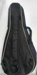 Capa ukulele produto novo acolchoada