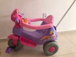 Triciclo Velocita - Calesita Lilas